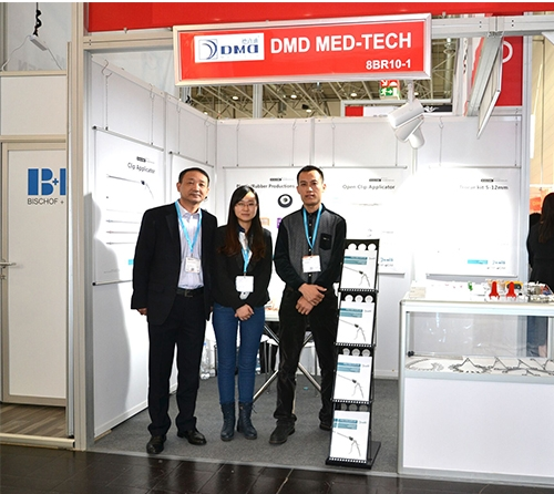 2015 MEDICA in Germany